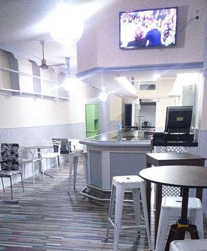 Ανακαίνιση καφετέριας στην Καβάλα